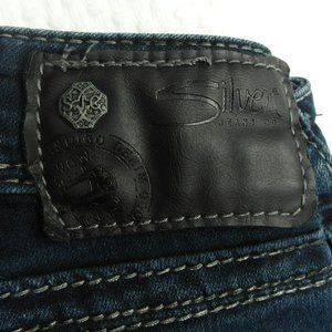 Women's Silver Jeans Suki High Skinny W30 L31